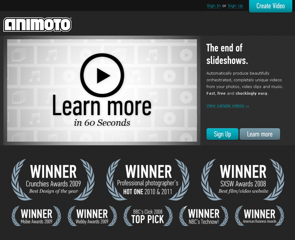 10 Landing Pages that are Crushing it with Video
