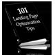 101 Landing Page Optimization Tips