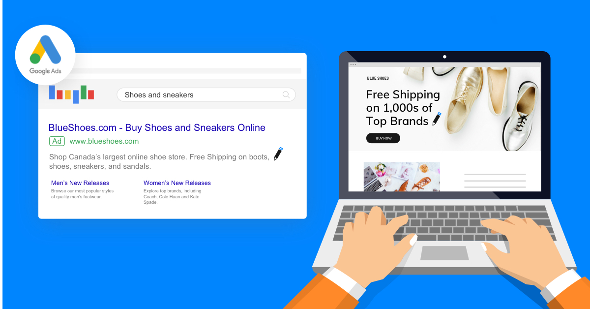 Pages The How Best Ads It Landing Up To On Google Write Back Copyamp; OuPXTkiZ