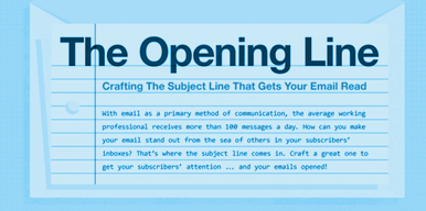 How to Write the Perfect Email Subject Line [Infographic]