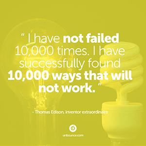 2013 Conversion Insights - Thomas Edison