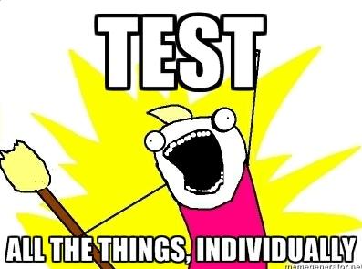 Image result for A/B Testing meme