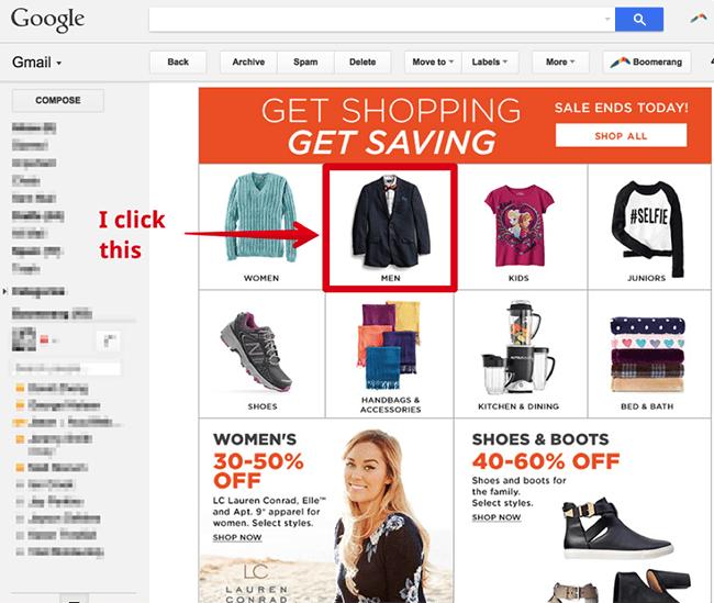 3. ecommerce email marketing