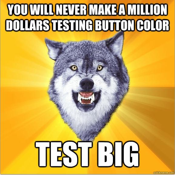 A/B Testing Sample Size