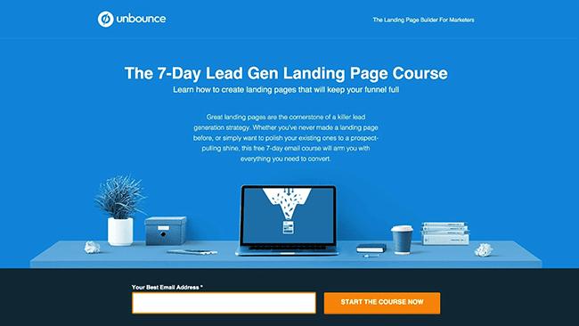 7-day-lead-gen-landing-page