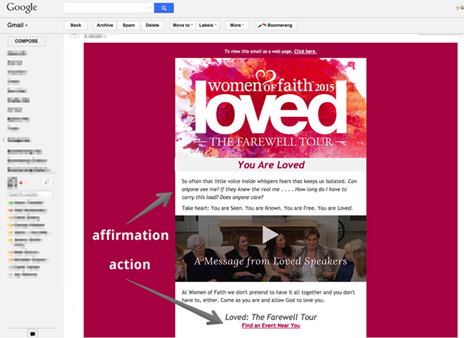 7. using emotion in email marketing