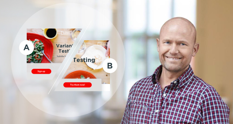 a/b testing with ConversionLab