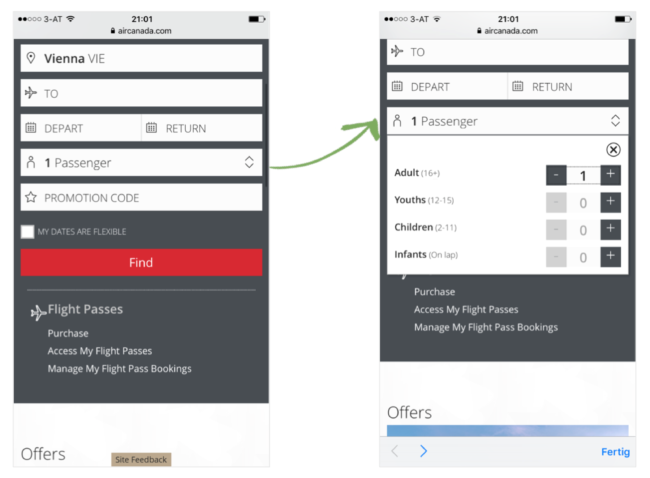 mobile-forms-formulare-vorauswahl-best-practices-mindberry-unbounce