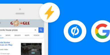 landing pages built with AMP won't have scripts