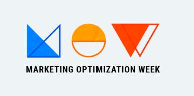 Marketing Optimization Week
