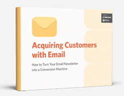 Acquiring Customers with Email