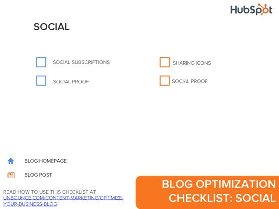 Blog Checklist Infographic-Social