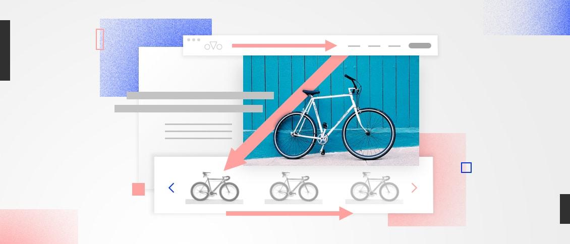 Visual Hierarchy Marketing Guide Header