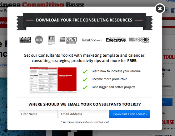 Business Consulting Buzz