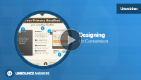 Designing for conversion webinar