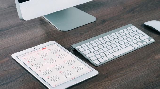 Clear Your Calendar
