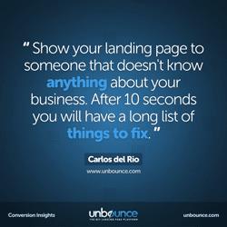 Carlos Del Rio Conversion Insights