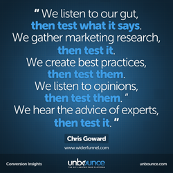 Chris Goward Conversion Insights