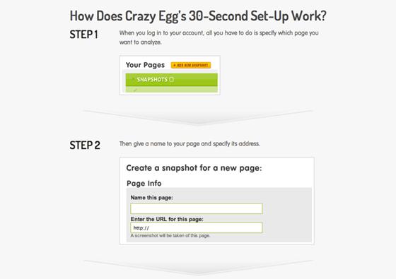 Crazy Egg Landing Page 560