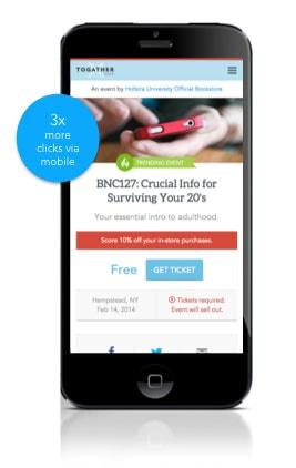 Event Marketing - Mobile