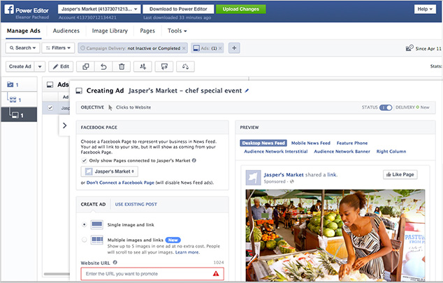 Facebook-Power-Editor