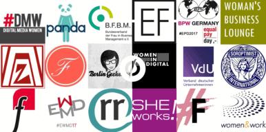 Netzwerke fuer Frauen in der Digitalbranche