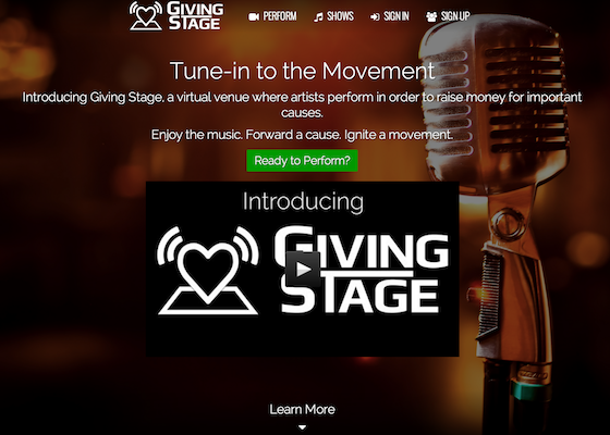 GivingStage