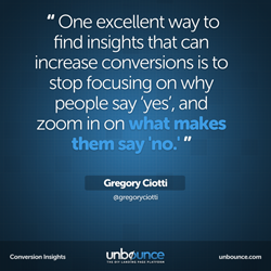 Gregory Ciotti Conversion Insights