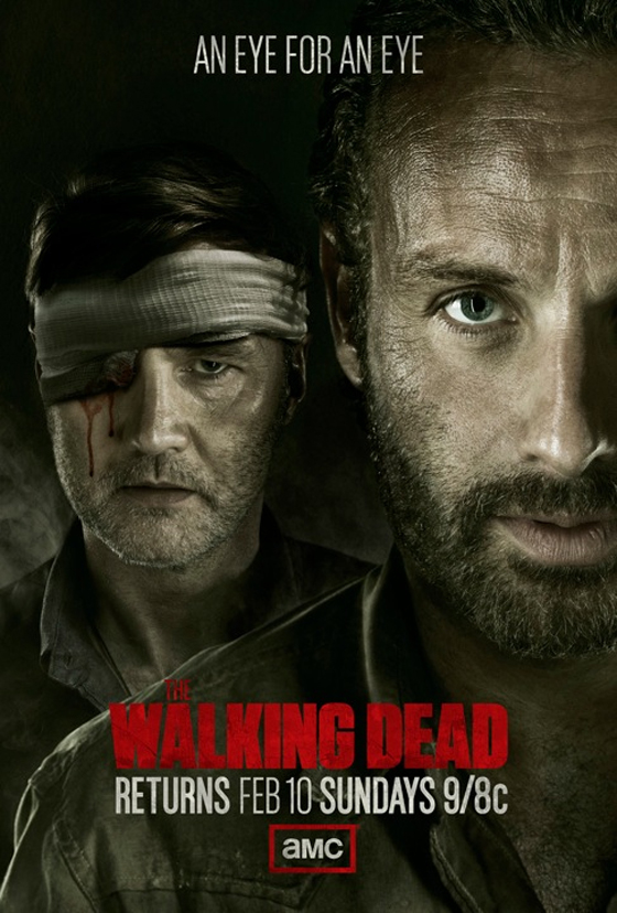 AMCs Walking Dead Social Superbowl Marketing