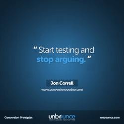 Jon Correll Conversion Insights