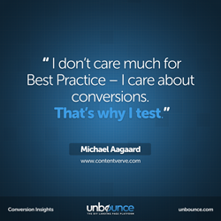 Michael Aagaard Conversion Insights