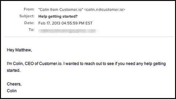 No Effort Email