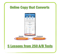 Online Copy that Converts - 5 lessons from 240 A/B Tests