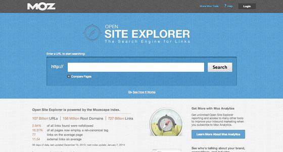 Open-Site-Explorer