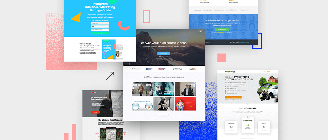 15 High Converting Landing Pages You
