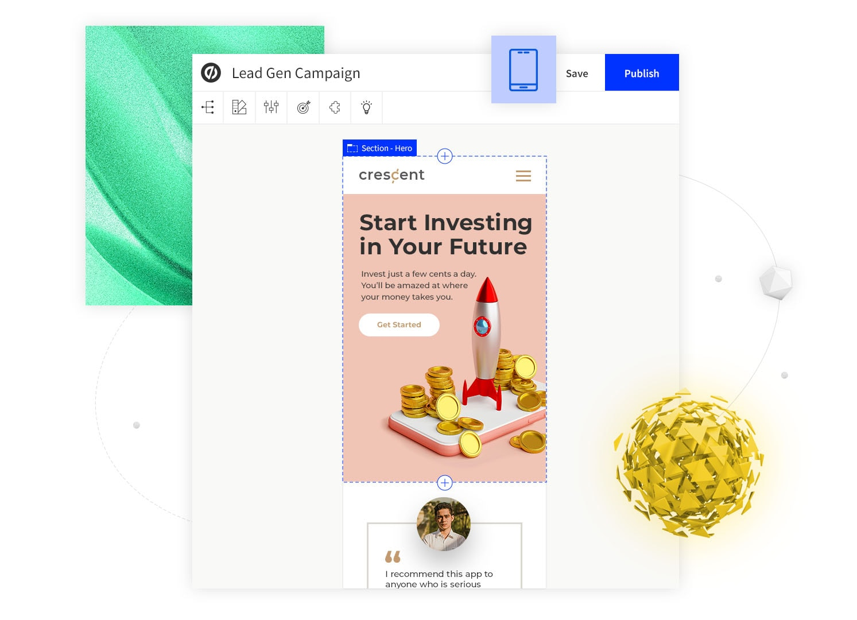 Smart Builder product demo