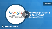 Google Adwords webinar