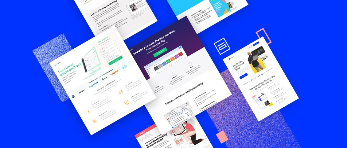 The State of SaaS Landing Pages