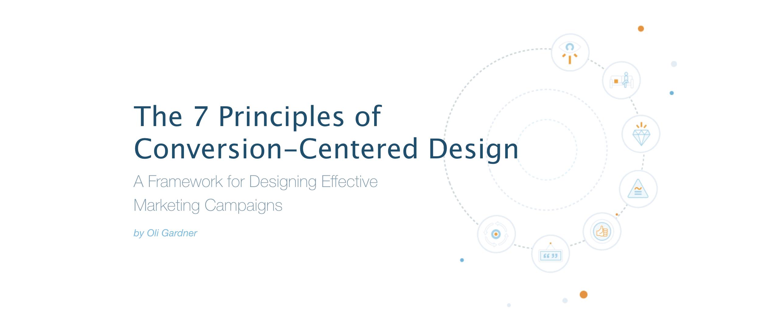 7 Principles of Conversion Design