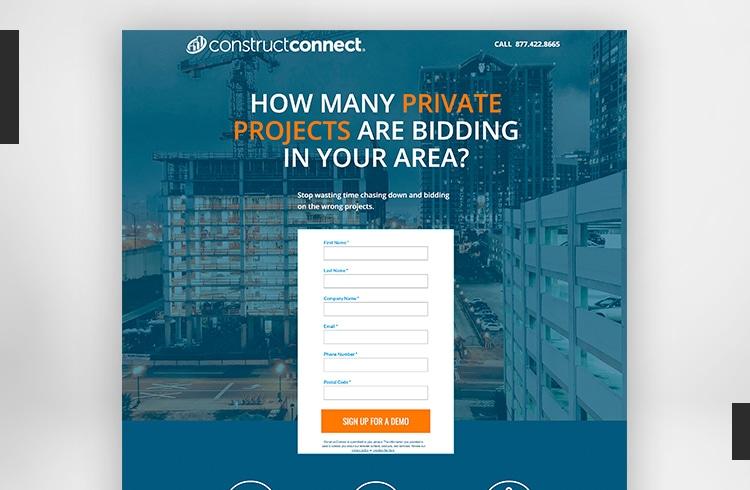 Smart Traffic - ConstructConnect Variant C