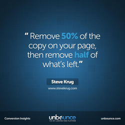 Steve Krug Conversion Insights