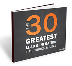 The 30 greatest lead generation tips tricks & ideas