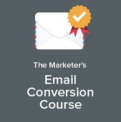 The Marketer's Email Conversion Course
