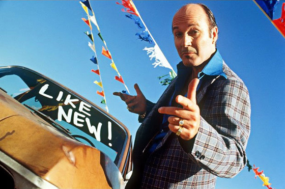 The Secrets of Selling Like a Skeazy, Slimy Used Car Salesman