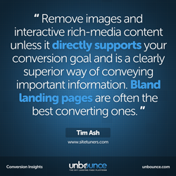 Tim Ash Conversion Insights
