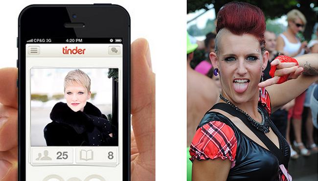 Unbounce Social Media Message Match Tinder
