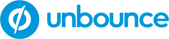primary unbounce logo - light background