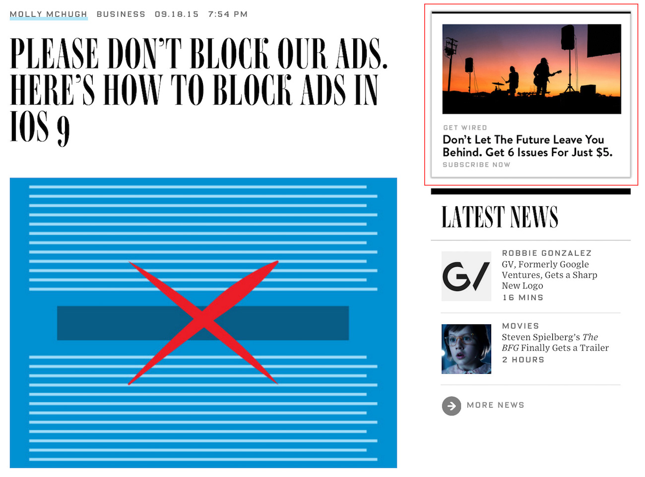 Wired-Ad-Blocker