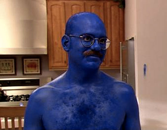 A/B Test Adwords - Blue Man Group