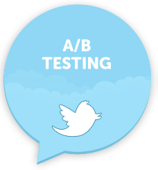 ab testing tweets